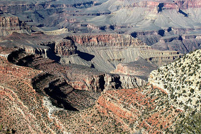Grand Canyon Greatness Print by Paul Cannon
