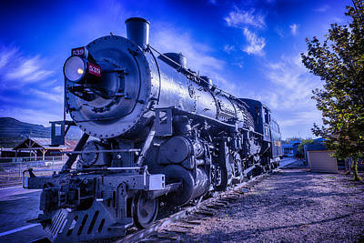Old Trains Photograph - Grand Canyon Railway by Garry Gay