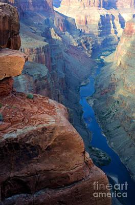 Grand Canyon Toroweap Print by Bob Christopher