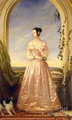 Robertson Painting - Grand Duchess Of Russia by Christina Robertson