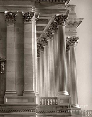 Photograph - Grand Pillars At Dawn by Jennifer Apffel