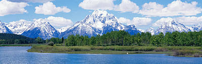 Grand Teton National Park Wy Print by Panoramic Images