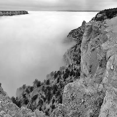 Canyon Digital Art - Grandcanyon 237 by Ingrid Smith-Johnsen