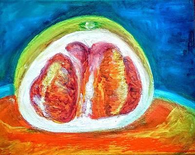 Grapefruit Original by Elena Pronina
