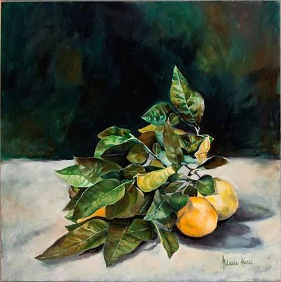 Grapefruit Original by Jolante Hesse