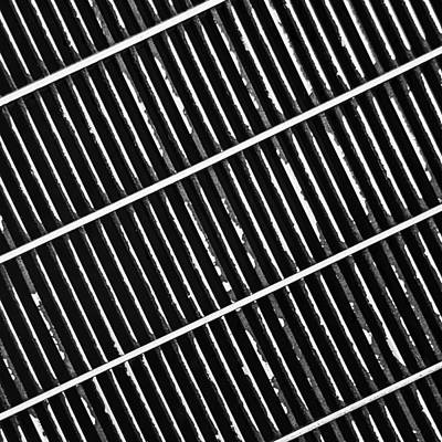 Photograph - Grate by KM Corcoran