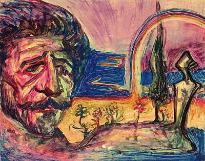 Souvenirs De Cimetiere Original by Taylan Apukovska