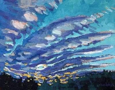 Gravity Storm Original by Phil Chadwick