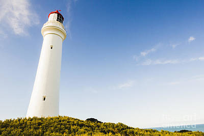 Great Ocean Road Photograph - Great Ocean Road Lighthouse by Jorgo Photography - Wall Art Gallery
