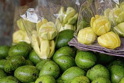 Green Mangoes Print by James BO  Insogna
