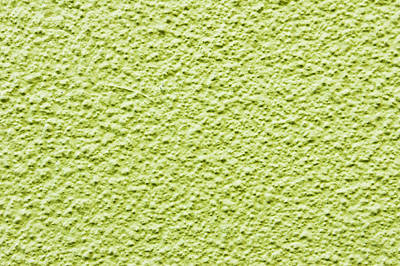 Lime Green Photograph - Green Stone by Tom Gowanlock