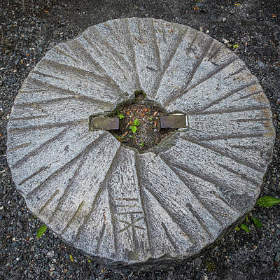 Grind House Photograph - Grind Stone by Paul Freidlund