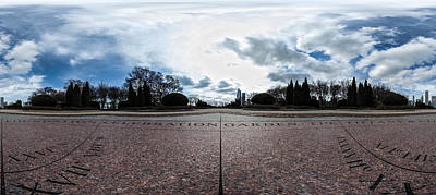 Numbers Digital Art - Ground-up by Britten Adams