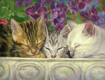 Group Nap Original by Lucie Bilodeau