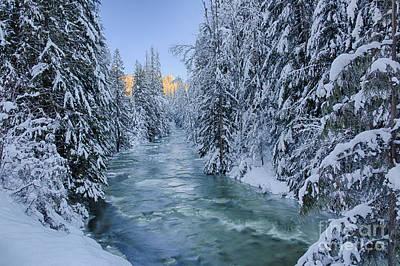 Grouse Creek 2 Print by Idaho Scenic Images Linda Lantzy