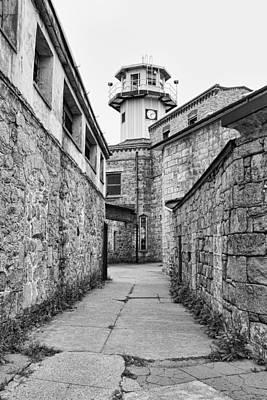 Guard Tower Original by Hugh Smith