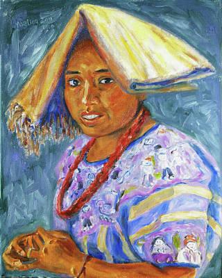 Guatemala Impression II Print by Xueling Zou