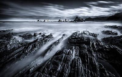 Asturias Photograph - Gueirua by Alfonso Maseda Varela