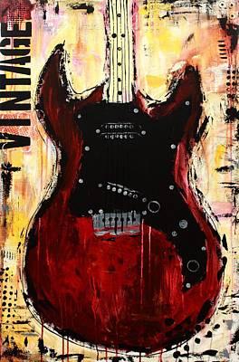 Guitar 4 Original by Kayla Mallen