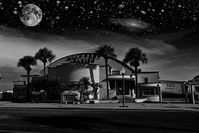 Black Photograph - Gulfport by Kevin Cable
