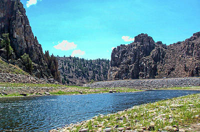 Photograph - Gunnison, Colorado by Tommy Anderson