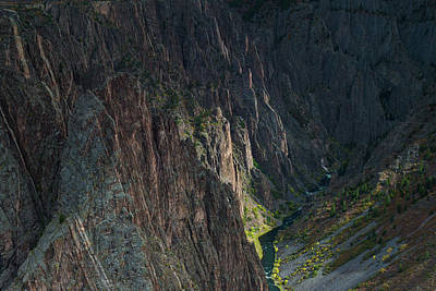 The Plateaus Photograph - Gunnison River by Joseph Smith