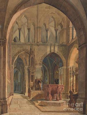 Adolf Painting - Gustav Adolf Hahn by Gustav Adolf