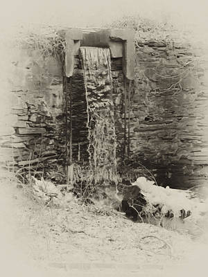 Hagys Mill Print by Bill Cannon