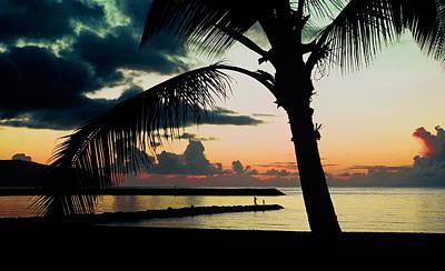 Haleiwa Photograph - Haleiwa by Steven Sparks