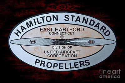 Hamilton Standard East Hartford Print by Olivier Le Queinec