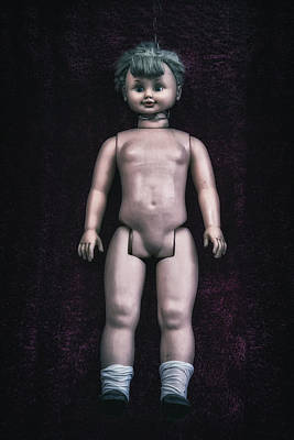 Doll Photograph - Hanging Mannequin by Joana Kruse