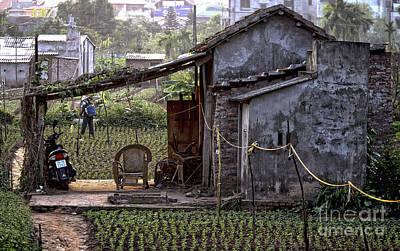 Hanoi Photograph - Hanoi Living by Chuck Kuhn