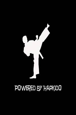 Hapkido Print by Pat Cook