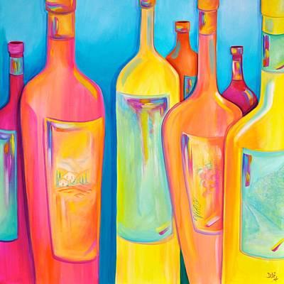 Happy Shiny Hour Original by Debi Starr