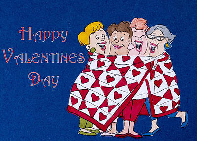 Special Occasion Photograph - Happy Valentine Day by Jon Berghoff