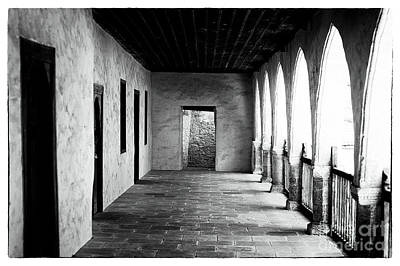 Architecture Photograph - Hard Choices by John Rizzuto
