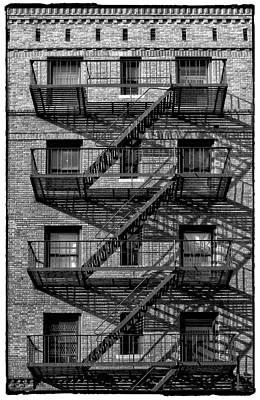 Harlem Ny Photograph - Harlem by Cesar Palomino