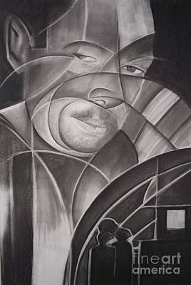 Harlem Drawing - Harlem Of The South II by Adrian Pickett Jr