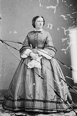 Harriet Lane, First Lady Print by Science Source