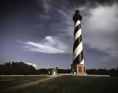 Hatteras Lighthouse Original by Eduard Moldoveanu