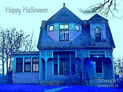 Haunted Houses Original by John malone