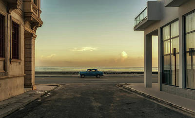 Urban Scenes Photograph - Havana Classic by Reinier Snijders