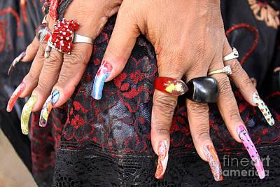 Havana Hands Original by PJ Boylan