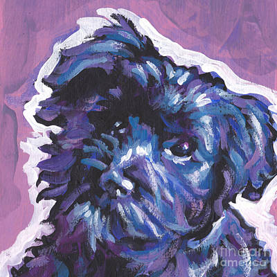 Havanese Painting - Have A Hav by Lea S