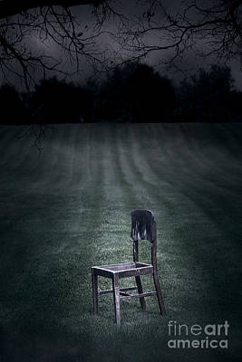 Have A Sit Print by Svetlana Sewell
