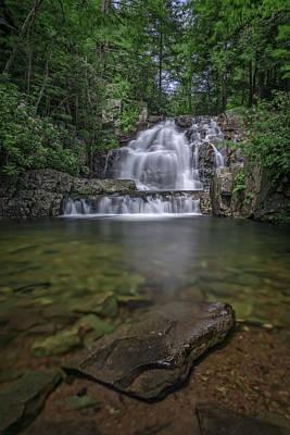 Pa State Parks Photograph - Hawk Falls by Rick Berk