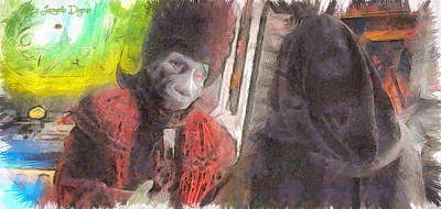 For Digital Art - He Promised Peace For Us - Da by Leonardo Digenio