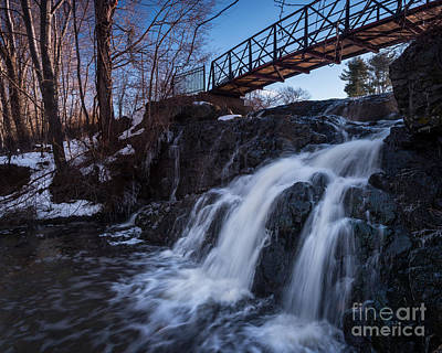 Connecticut Photograph - Heart Of The Old Mill - Connecticut Waterfall by JG Coleman