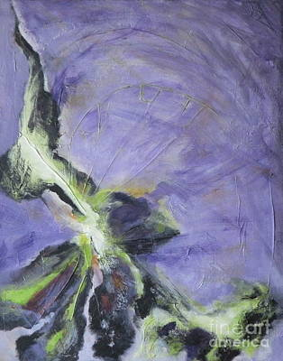 Heartbeat Ascending Original by Susan A Becker