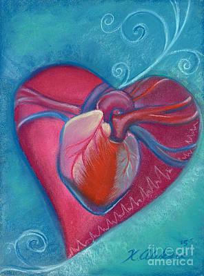 Heartbeat Original by Xiomara Aleksic